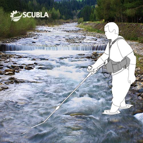 attrezzatura per pesca elettrica ricerca Scubla preview