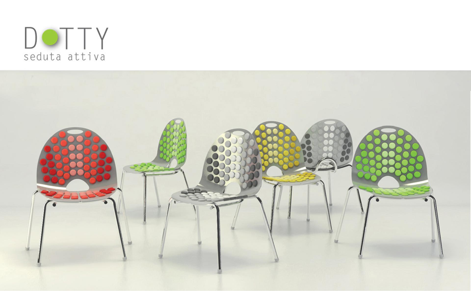 Dotty-sedia-attiva-Rodal-colori