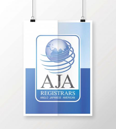 Gruppo AJA-poster-immagine coordinata-Aja-group