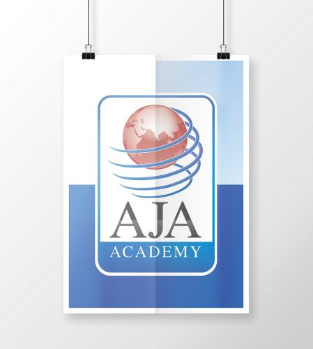 Gruppo AJA-poster-immagine coordinata-aja-academy