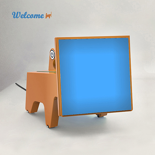 Welcome-luce-oled-interazione