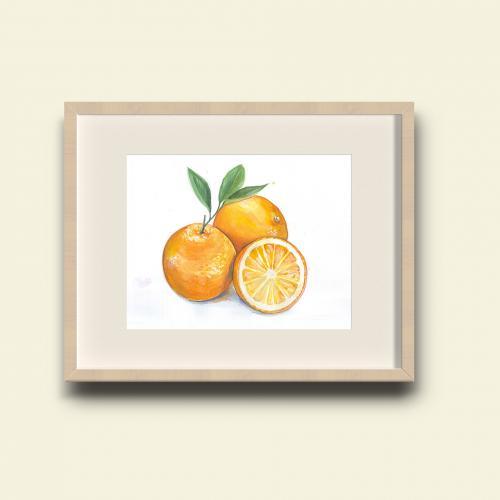 acquarelli-arance-etichetta-marmellata-bio
