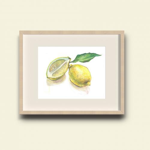 acquarello-limoni-etichetta-marmellata-bio