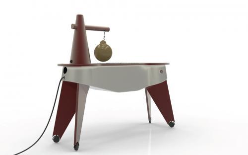carrello-per ristoranti- caiocavallo-impiccato
